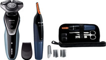 Philips Series 5000 S5530/06 + Nose trimmer