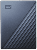WD My Passport Ultra 5TB Blue