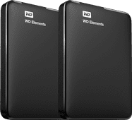 WD Elements Portable 1TB Duo-Pack