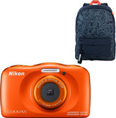 Nikon Coolpix W150 Backpack Kit Oranje