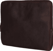 Burkely Antique Avery Laptop Sleeve 15.6 Inch Brown