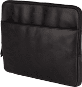 Burkely Fundamentals Vintage Robin Laptop Sleeve 13.3 inches Black