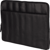 Burkely Vintage Josh Laptop Sleeve 17 inches Black