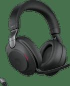 Jabra Evolve2 85 Link380a UC Stereo Black