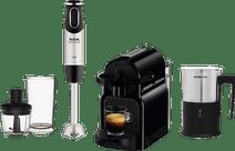 Magimix Nespresso Inissia M105 voor ijskoffies