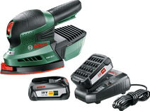 Bosch PSM 18 LI + Bosch 18V 2,5 Ah