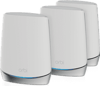 Netgear Orbi RBK753 Multi-room WiFi 3-Pack