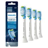 Philips Sonicare Premium Plaque Defense HX9044/17 (4 stuks)