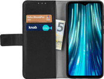 Just in Case Wallet Xiaomi Redmi Note 8 Pro Book Case Black