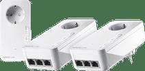 Devolo Magic 2 LAN triple Starter Kit + Uitbreiding