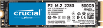 Crucial P2 SSD 500 GB