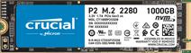 Crucial P2 SSD 1TB