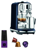 Sage Nespresso Creatista Plus SNE800DBL Damson Blue
