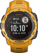 Garmin Instinct Solar Yellow