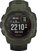 Garmin Instinct Solar Tactical Green