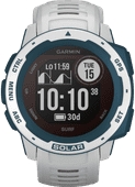 Garmin Instinct Solar Surf White