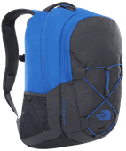 "The North Face Groundwork 15"" Monster Blue/Asphalt Grey 27L"