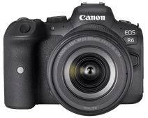 Canon EOS R6 + 24-105mm f/4-7.1 IS STM