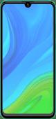 Azuri Rinox Case Friendly Huawei P Smart (2020) Screen Protector Glass Black Border