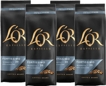 L'OR Espresso Fortissimo coffee beans 2 kg