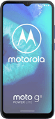 Just in Case Motorola Moto G8 Power Lite Screenprotector Glas