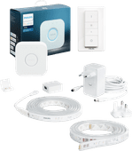 Philips Hue Lightstrip White/Color Bluetooth 3m Starter pack