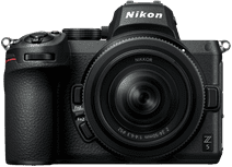 Nikon Z5 + Nikkor Z 24-50mm f/4-6.3 + FTZ Adapter