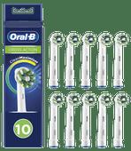 Oral-B CrossAction Opzetborstel 10 Stuks