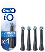 Oral-B iO Ultimate Clean Black (4 units)