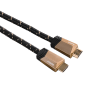 Hama HDMI 2.1 cable Gold-plated 3 meters