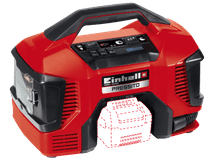 Einhell Pressito (without battery)