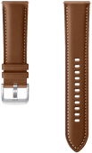 Samsung Galaxy Watch3 41mm Leather Strap Brown 20mm