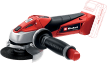 Einhell TE-AG 18 Li Solo (without battery)