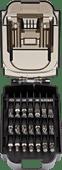 Makita Screwdriver Bit Set B-68323 21-piece