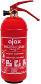 Ajax KP2 poederbrandblusser 2 kg