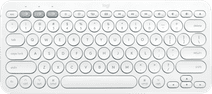Logitech K380 Wireless Keyboard QWERTY White