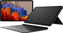 Samsung Galaxy Tab S7 128GB WiFi Bronze + Samsung Keyboard Cover QWERTY Black