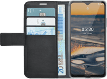 Azuri Wallet Nokia 5.3 Book Case Black