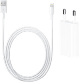 Apple USB-A Charger 5W + Apple Lightning to USB-A Cable 2 Meters