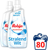 Robijn Klein & Krachtig Radiant White Detergent - Quarter Package