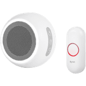 Byron DBY-23512 Wireless Doorbell Set