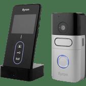 Byron DIC-24615 Wireless Video Doorphone