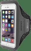Mobiparts Comfort Fit Sportarmband Apple iPhone 6/6S/7/8/SE2020 Zwart
