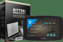 TomTom Go Professional 520 Europe + Nedsoft Kilometer Registration