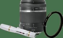 Tamron 18-270mm f/3.5-6.3 Di II VC PZD Nikon F + UV Filter 62mm  + Elite Lenspen