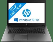 HP ZBook 17 G6 - 6TV00EA