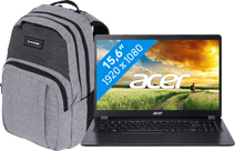 Acer Aspire 3 A315-56-577F + Dakine Campus 15 inches Greyscale 25L
