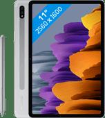 Samsung Galaxy Tab S7 128GB Wifi Zilver