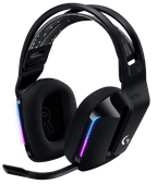 Logitech G733 Lightspeed Wireless Gaming Headset Black