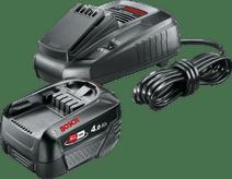 Bosch 18V 4.0Ah Starter Set (1x battery + charger)